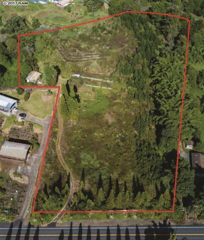 16251 & 16257 Haleakala Hwy, Kula, HI 96790 (MLS #374956) :: Elite Pacific Properties LLC