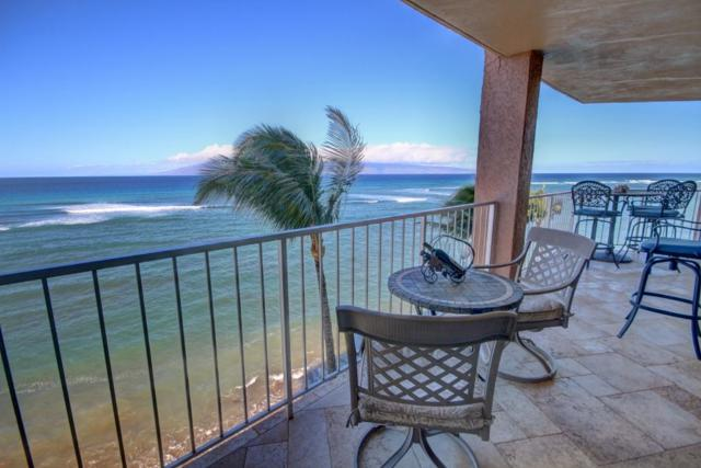 4365 Lower Honoapiilani Rd #610, Lahaina, HI 96761 (MLS #375069) :: Elite Pacific Properties LLC