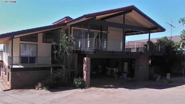 258 Kaiwi St St, Kaunakakai, HI 96748 (MLS #375288) :: Elite Pacific Properties LLC