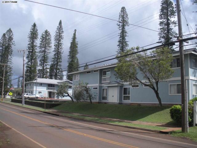 615 Gay St A104, Lanai City, HI 96763 (MLS #375551) :: Elite Pacific Properties LLC