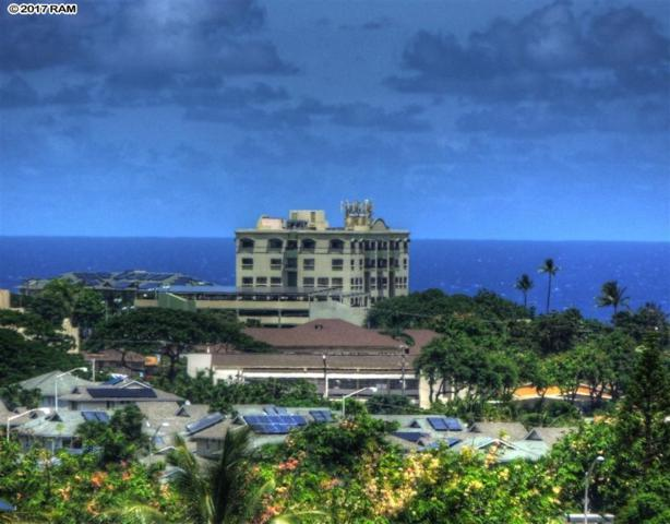 1885 Main St #507, Wailuku, HI 96793 (MLS #375556) :: Elite Pacific Properties LLC