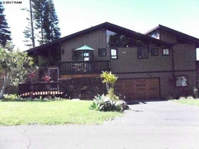 174 Kulalani Dr, Kula, HI 96790 (MLS #375570) :: Island Sotheby's International Realty