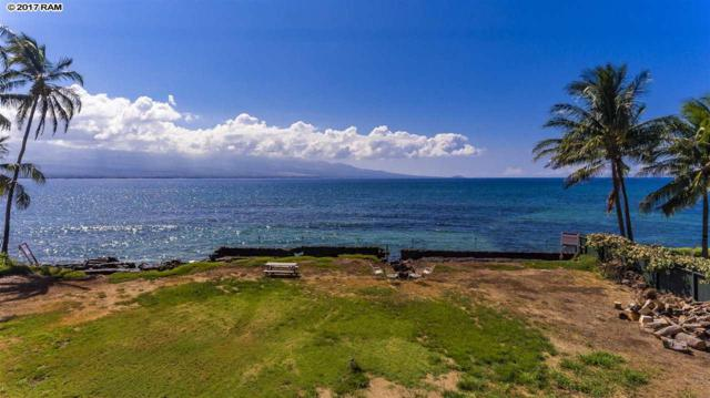 220 Hauoli St, Wailuku, HI 96793 (MLS #375623) :: Elite Pacific Properties LLC