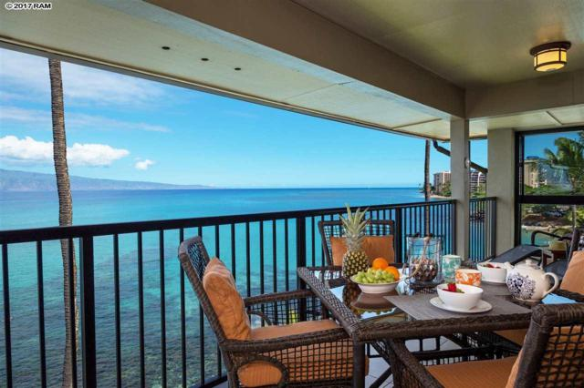 4095 Lower Honoapiilani Rd #410, Lahaina, HI 96761 (MLS #375820) :: Elite Pacific Properties LLC