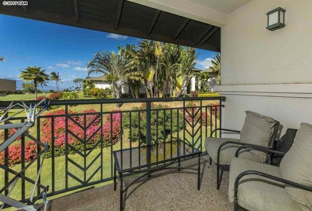 3950 Kalai Waa St V-201, Kihei, HI 96753 (MLS #375862) :: Elite Pacific Properties LLC
