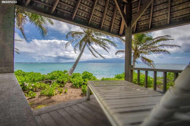10400 Kamehameha V Hwy, Kaunakakai, HI 96748 (MLS #375873) :: Elite Pacific Properties LLC
