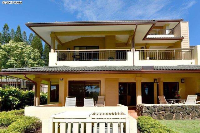 500 Kapalua Dr 14P7-8, Lahaina, HI 96761 (MLS #376139) :: Elite Pacific Properties LLC