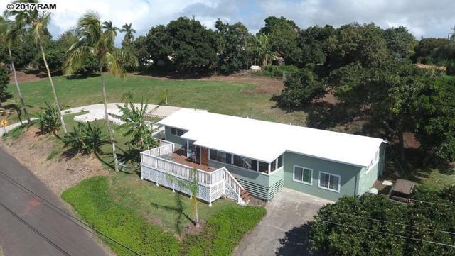 520 Laie Dr, Makawao, HI 96768 (MLS #376312) :: Island Sotheby's International Realty