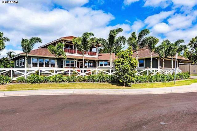 32 Ohia Lehua Pl, Pukalani, HI 96768 (MLS #376498) :: Elite Pacific Properties LLC