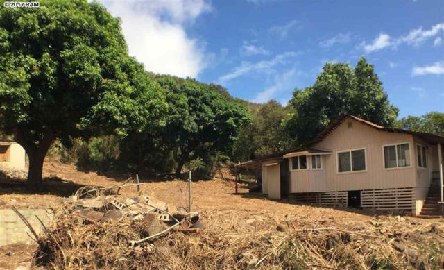 2276/2268 Mokuhau Rd, Wailuku, HI 96793 (MLS #376565) :: Island Sotheby's International Realty