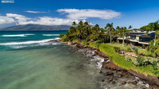 4809 Lower Honoapiilani Rd, Lahaina, HI 96761 (MLS #376620) :: Elite Pacific Properties LLC