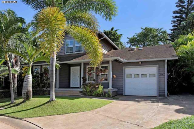 10 Hoaka Pl #10, Lahaina, HI 96761 (MLS #376627) :: Island Sotheby's International Realty