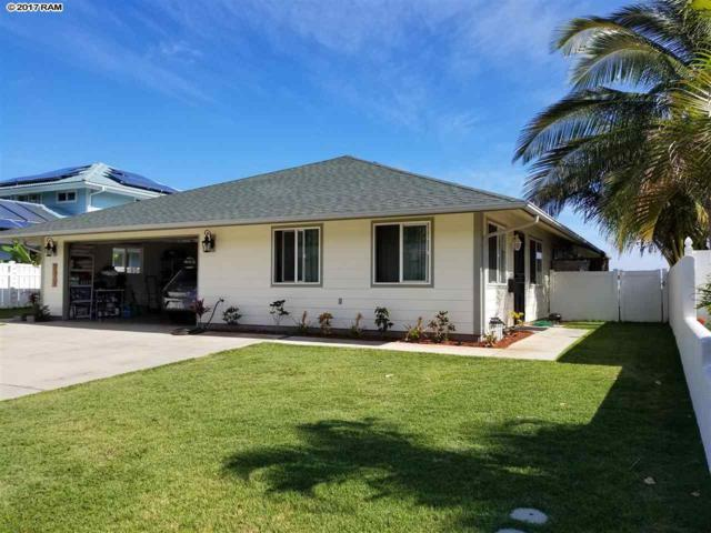 1378 Owaka St, Wailuku, HI 96793 (MLS #376640) :: Island Sotheby's International Realty