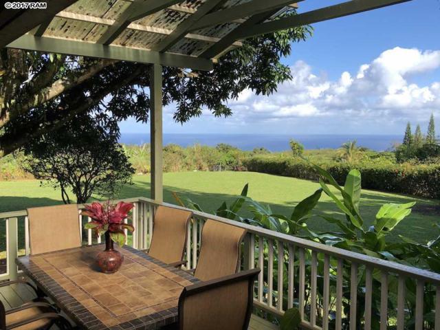 540 Kaiapa Pl, Haiku, HI 96708 (MLS #376682) :: Island Sotheby's International Realty