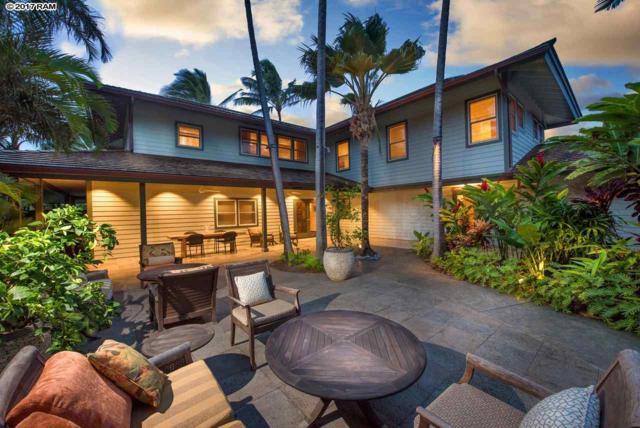 2409 Waipua St, Paia, HI 96779 (MLS #376777) :: Elite Pacific Properties LLC