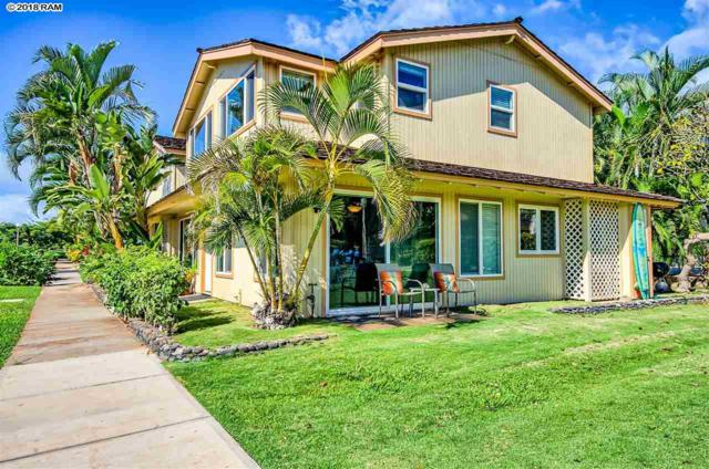 111 Pualei Dr #2, Lahaina, HI 96761 (MLS #376867) :: Island Sotheby's International Realty