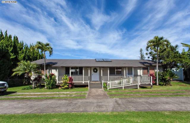 51 Kealaloa Ct A, Makawao, HI 96768 (MLS #376907) :: Elite Pacific Properties LLC