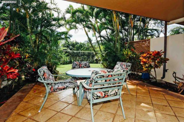 2777 S Kihei Rd D-105, Kihei, HI 96753 (MLS #376916) :: Elite Pacific Properties LLC