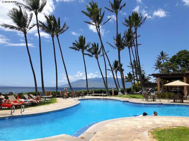 3300 Wailea Alanui Dr 18E, Kihei, HI 96753 (MLS #376997) :: Elite Pacific Properties LLC