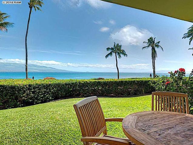 190 Hauoli St #104, Wailuku, HI 96793 (MLS #377217) :: Elite Pacific Properties LLC
