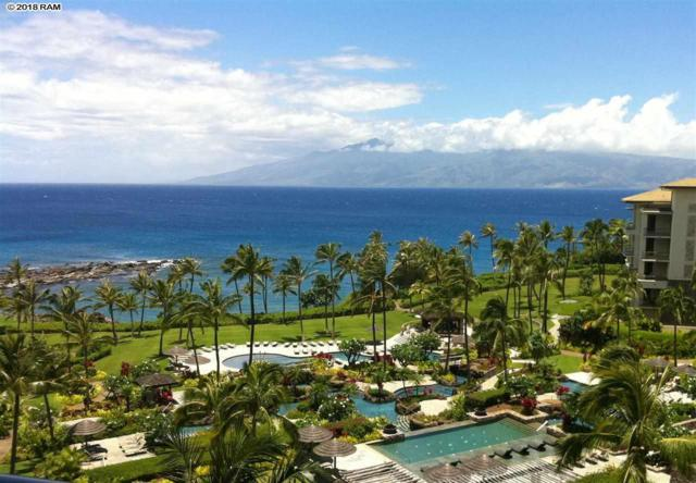1 Bay Dr #3705, Lahaina, HI 96761 (MLS #377326) :: Elite Pacific Properties LLC