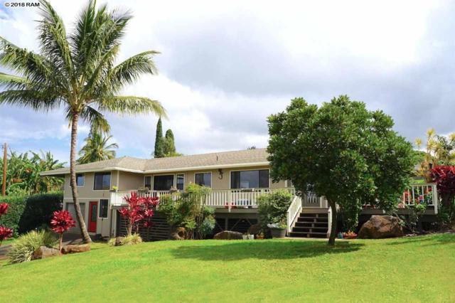 363 Hiolani St A, Pukalani, HI 96768 (MLS #377370) :: Elite Pacific Properties LLC