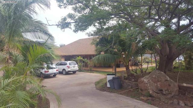 16 Kumu Niu Pl Unit A, Lahaina, HI 96761 (MLS #377455) :: Elite Pacific Properties LLC
