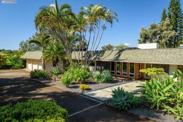 162 Hoopalua Dr, Pukalani, HI 96768 (MLS #377499) :: Elite Pacific Properties LLC
