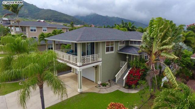 29 Kapalaia Pl, Wailuku, HI 96793 (MLS #377609) :: Elite Pacific Properties LLC