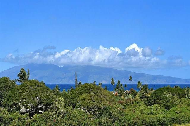 308 Kahana Ridge Dr, Lahaina, HI 96761 (MLS #377782) :: 'Ohana Real Estate Team