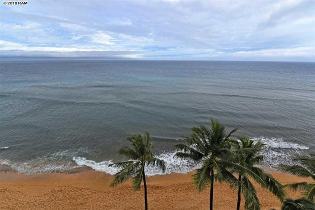 110 Kaanapali Shores Pl #1017, Lahaina, HI 96761 (MLS #377877) :: Elite Pacific Properties LLC