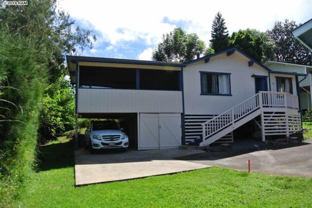 40 Kulalani Dr 119D, Kula, HI 96790 (MLS #378024) :: Elite Pacific Properties LLC