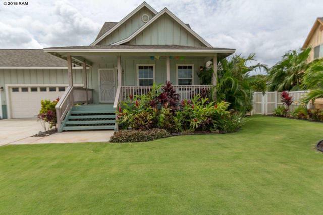 52 Waiapo St, Kihei, HI 96753 (MLS #378203) :: Elite Pacific Properties LLC