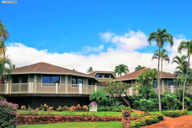 167 Halelo St, Lahaina, HI 96761 (MLS #378317) :: Elite Pacific Properties LLC