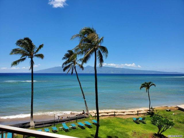 4365 Lower Honoapiilani Rd #308, Lahaina, HI 96761 (MLS #378355) :: Corcoran Pacific Properties