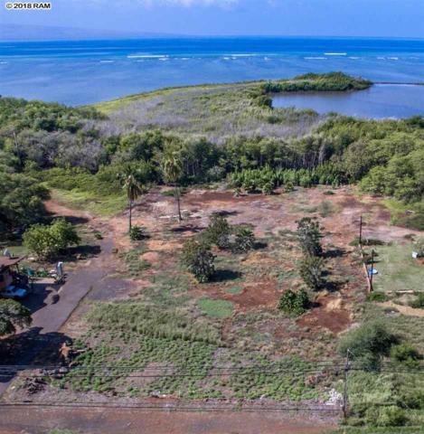 Kamehameha V Hwy, Kaunakakai, HI 96748 (MLS #378481) :: Elite Pacific Properties LLC