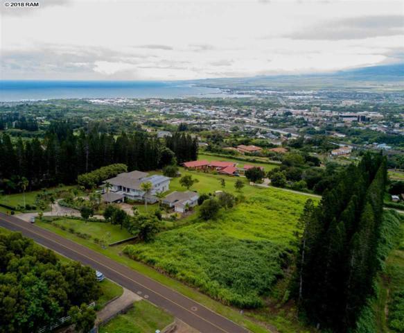 2685 Kamaile St, Wailuku, HI 96793 (MLS #378504) :: Elite Pacific Properties LLC