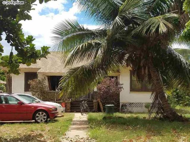 1764 S Kihei Rd, Kihei, HI 96753 (MLS #378511) :: Elite Pacific Properties LLC