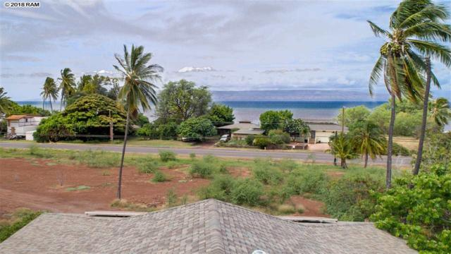 2731 Kamehameha V Hwy, Kaunakakai, HI 96748 (MLS #378622) :: Elite Pacific Properties LLC