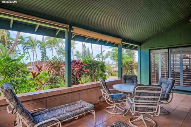 2750 Kalapu Dr #2, Lahaina, HI 96761 (MLS #378743) :: Elite Pacific Properties LLC
