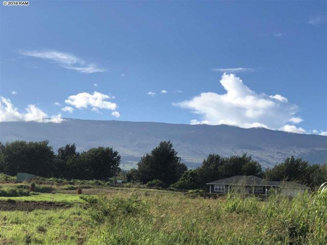 73 Lei'ohu Cir, Makawao, HI 96768 (MLS #378777) :: Maui Estates Group