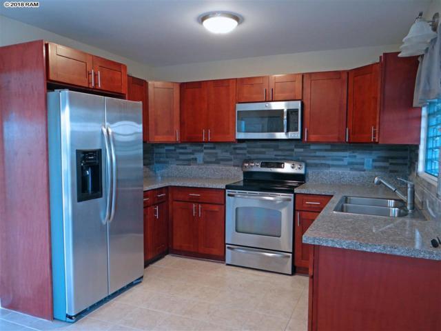 261 Hoalike St, Kihei, HI 96753 (MLS #378812) :: Elite Pacific Properties LLC
