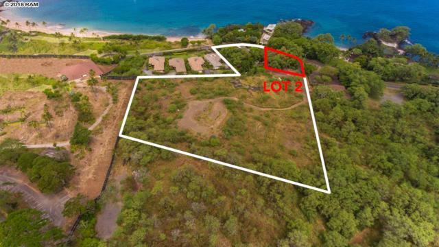 5405 Makena Rd Lot 2, Kihei, HI 96753 (MLS #378814) :: Elite Pacific Properties LLC
