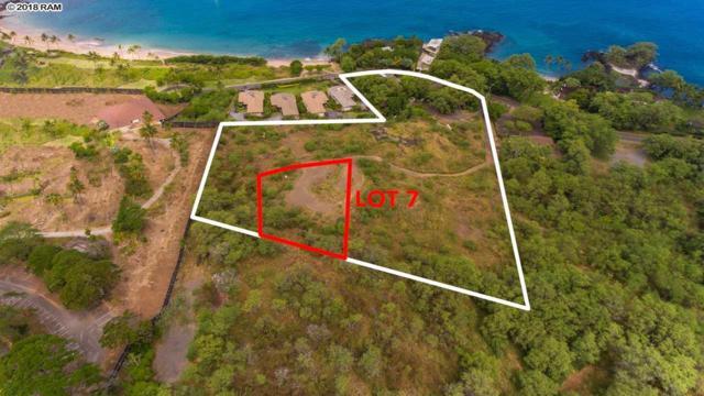 5405 Makena Rd Lot 7, Kihei, HI 96753 (MLS #378815) :: Elite Pacific Properties LLC