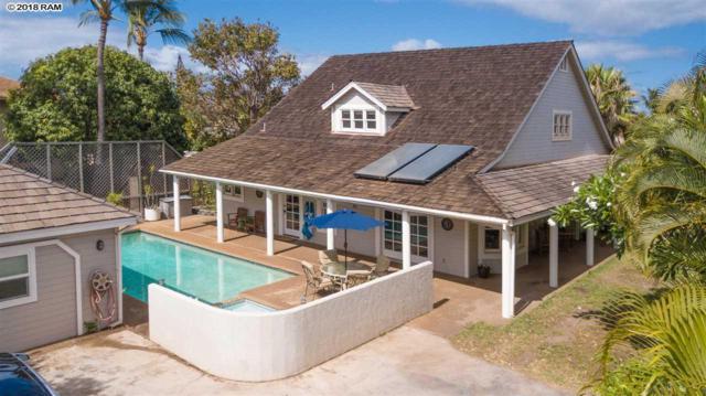200 E Welakahao Rd, Kihei, HI 96753 (MLS #378818) :: Elite Pacific Properties LLC