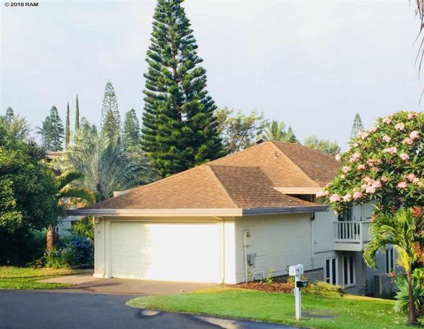 2811 Liholani St #11, Pukalani, HI 96768 (MLS #378852) :: Elite Pacific Properties LLC