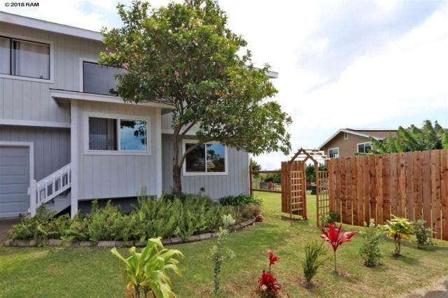 229 N Makaleha Pl, Makawao, HI 96768 (MLS #378916) :: Elite Pacific Properties LLC