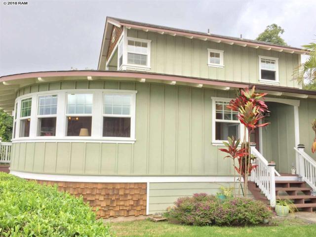 17A Hookano Pl, Kula, HI 96790 (MLS #378958) :: Elite Pacific Properties LLC