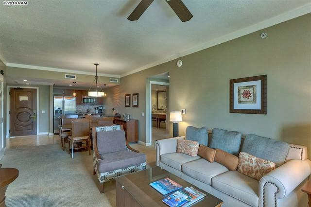 130 Kai Malina Pkwy #512, Lahaina, HI 96761 (MLS #379094) :: Team Lally