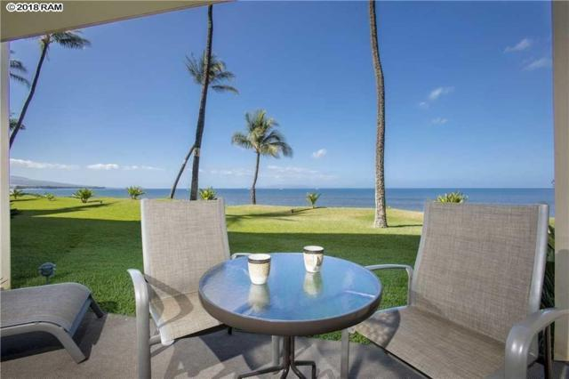 145 N Kihei Rd #127, Kihei, HI 96753 (MLS #379158) :: Team Lally